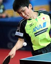 Japanese top seeds both advance on first day of knockout rounds at ITTF World Junior Championships