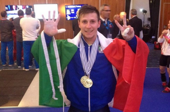 "Scarantino adds to lustre of Sicily's ""weightlifting capital of the world"""