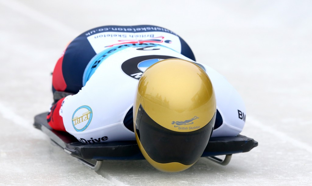 Britain's Olympic champion Lizzy Yarnold had threatened in October that she could boycott next year's IBSF World Championships in Sochi following allegations of state-sponsored doping in Russia ©Getty Images