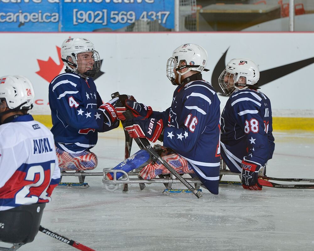United States and Canada cruise to second wins at World Sledge Hockey Challenge