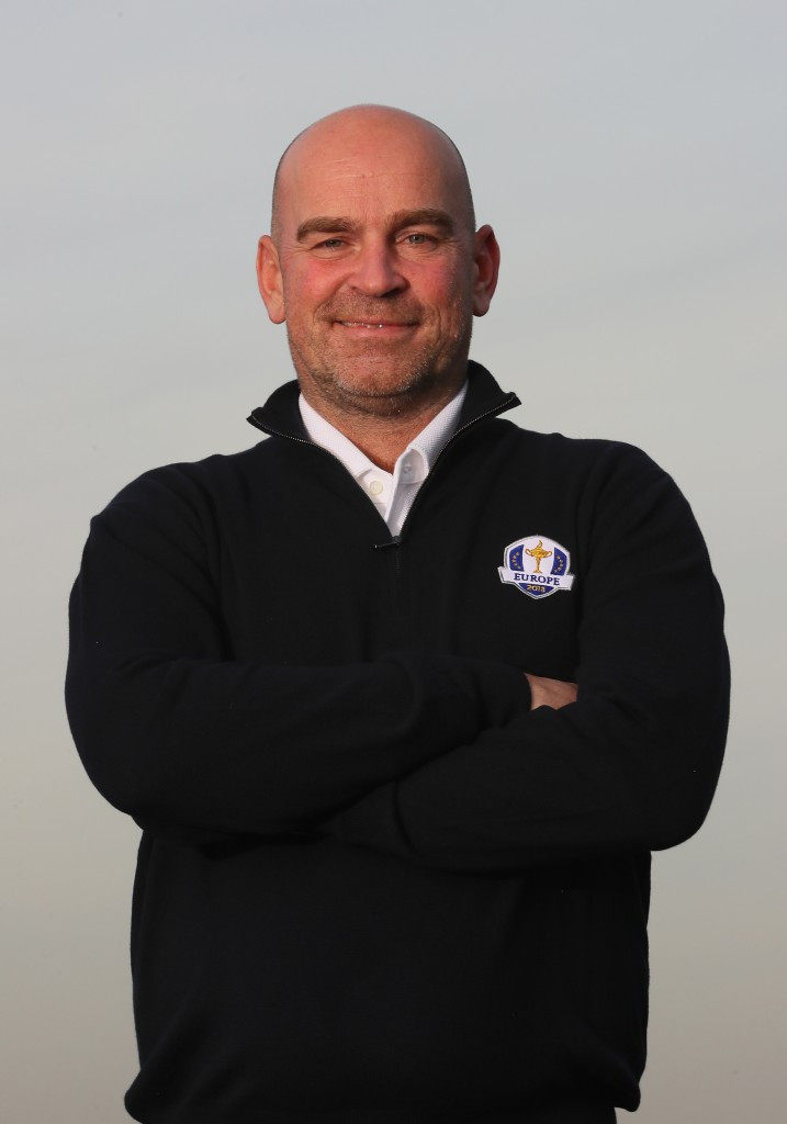 Bjorn named European captain for 2018 Ryder Cup