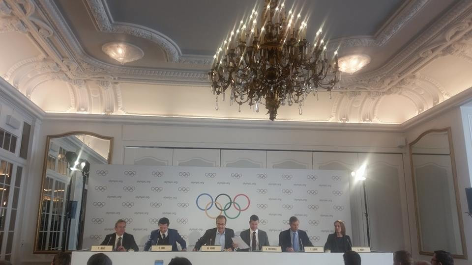 "IOC chiefs lauded the ""success"" of Rio 2016 here today ©ITG"