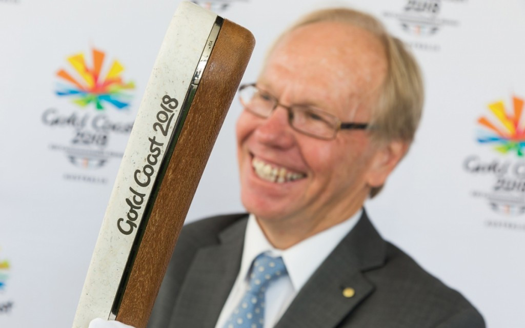 "Gold Coast 2018 aim to provide more ""intimate"" Queen's Baton Relay"