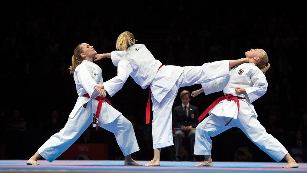 WKF announces busy calendar of events for 2017