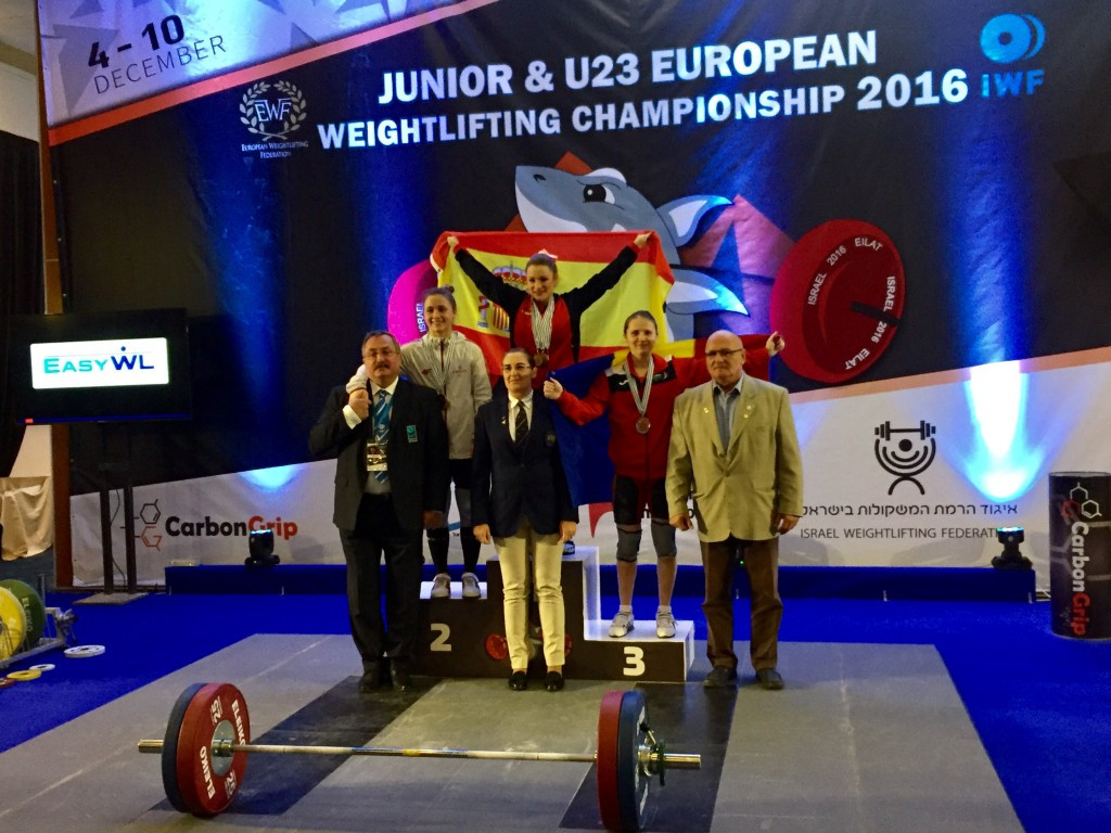 More titles were decided in Eilat ©Alex Padure