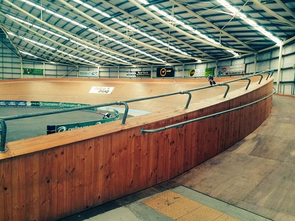 The DISC Velodrome is set to host the 2017 Oceania Track Cycling Championships ©Anna Meares/Twitter