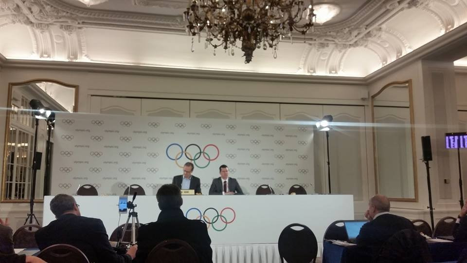 Muay thai and cheerleading provisionally recognised by IOC Executive Board