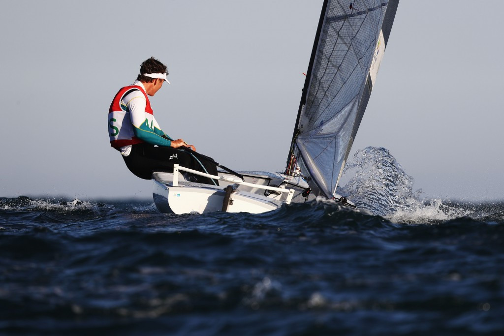 Lilley and Paine renew rivalry on second day of Sailing World Cup final in Melbourne