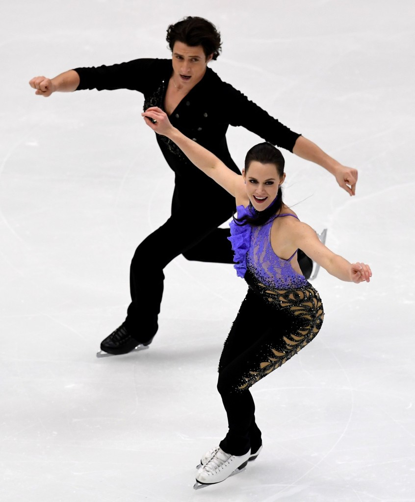 Canadians Virtue and Moir win Grand Prix Final for 1st time