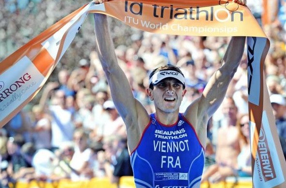 Ellis and Viennot seal maiden ITU Long Distance World Championships titles