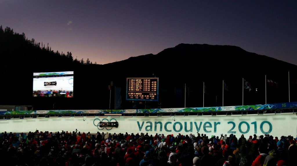 The FIL Luge World Cup event, due to be held in Whistler, has been rescheduled after bad weather ©Getty Images