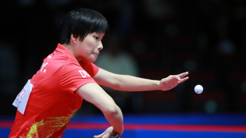 Shi delivers only Chinese gold as ITTF World Junior Championships conclude in Cape Town