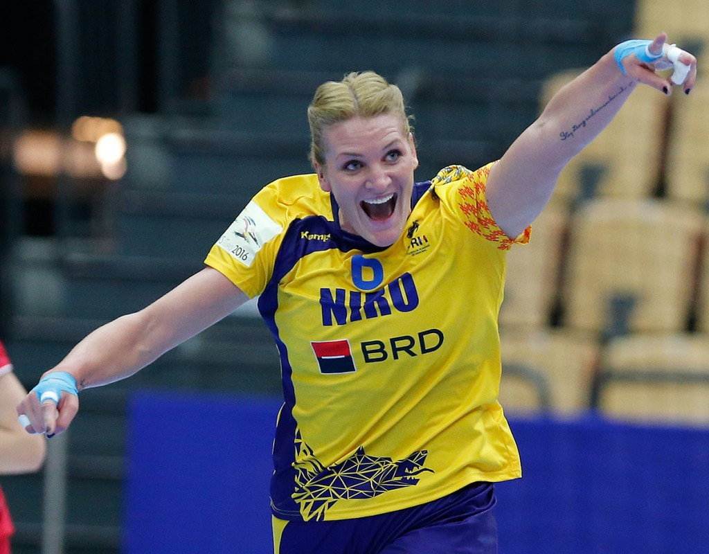 Romania claim first win over Russia for 20 years at European Women's Handball Championship