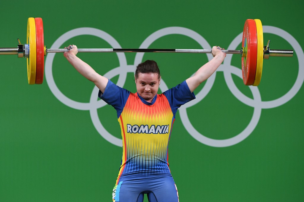 Romanian and Russian give rivals the elbow at European Junior and Under-23 Weightlifting Championships