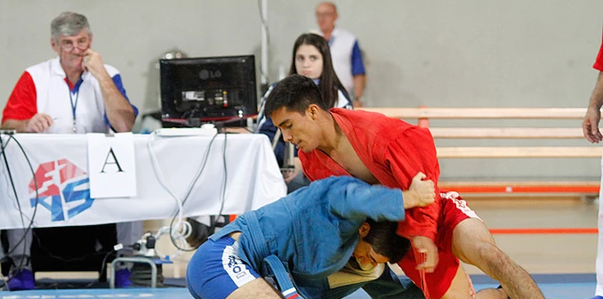 Cypriot city Limassol played host to the inaugural Sambo University World Cup in 2014, serving as a test event for the first-ever World University Sambo Championships ©FIAS