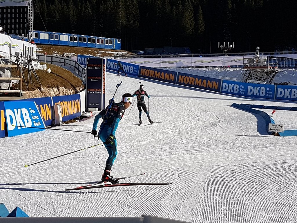 Fourcade aiming for first-ever victory in Pokljuka as Slovenian resort prepares to host IBU World Cup event