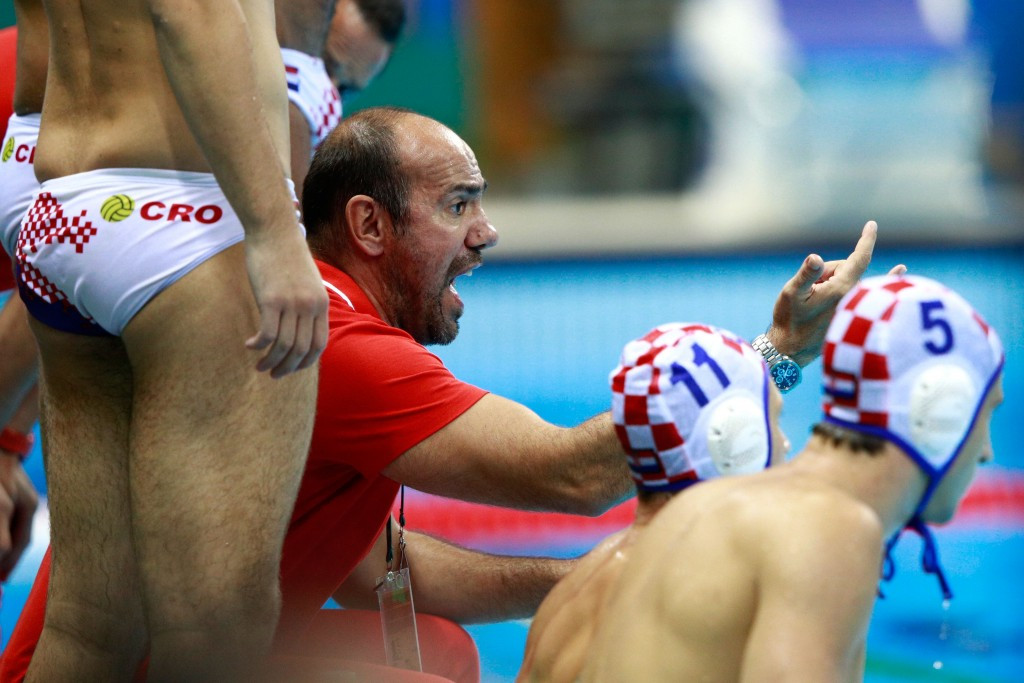 London 2012 champions Croatia were too strong for France ©Getty Images