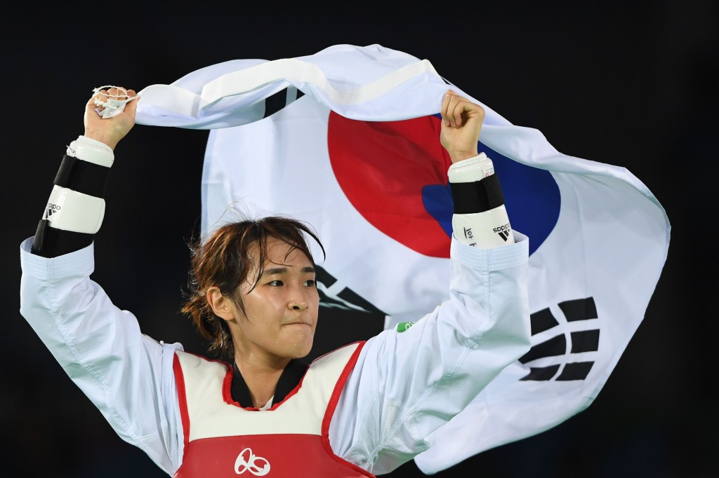 Rio 2016 Olympic champion Kim So-Hui will be competing in the under-49kg competition on tomorrow's opening day ©Getty Images