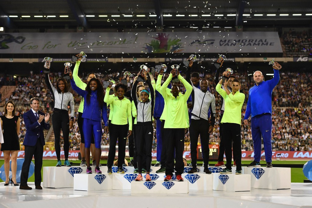 Re-vamped IAAF Diamond League ups prize total at Zurich and Brussels to $3.2m – but you have to win on the night