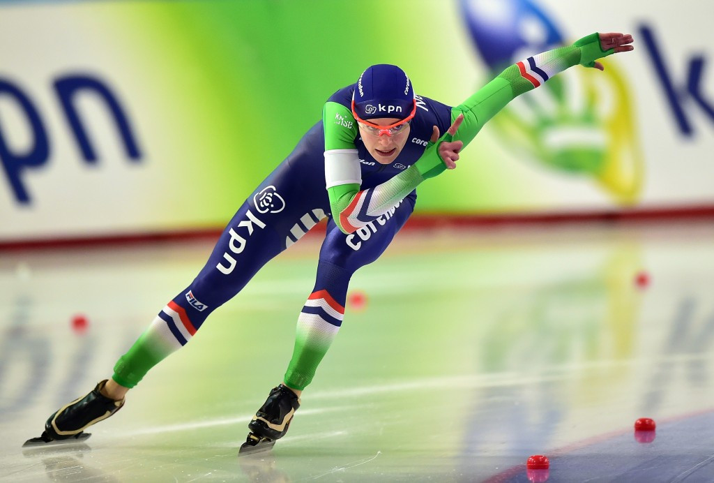 Dutch duo aim for vital ISU Speed Skating World Cup points on home ice in Heerenveen