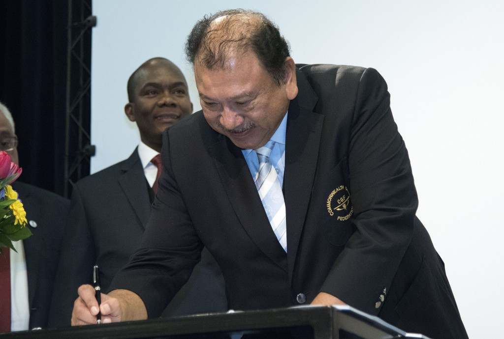 Olympic Council of Malaysia President stresses benefits of podium programme