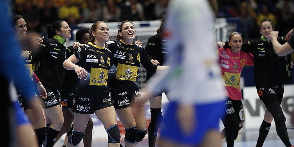 Spain and Germany progress to main round at European Women's Handball Championship