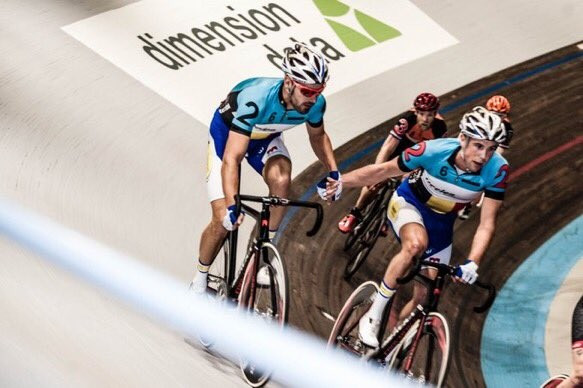 Belgian pair top standings for third consecutive day at Six Day Series in Amsterdam