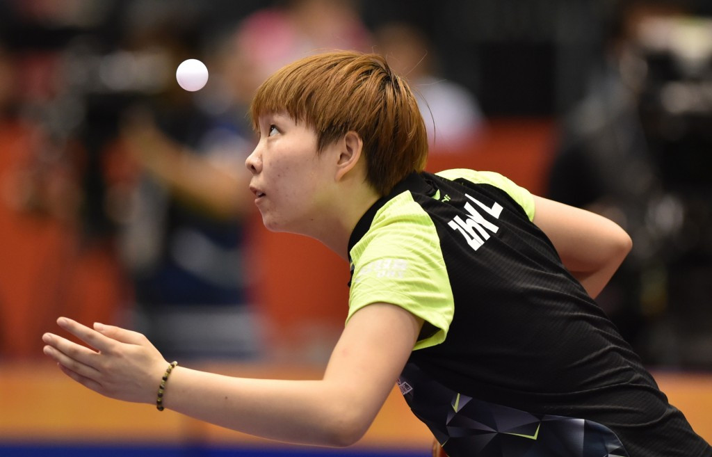 Top seeds dominate opening day of ITTF World Tour Grand Finals