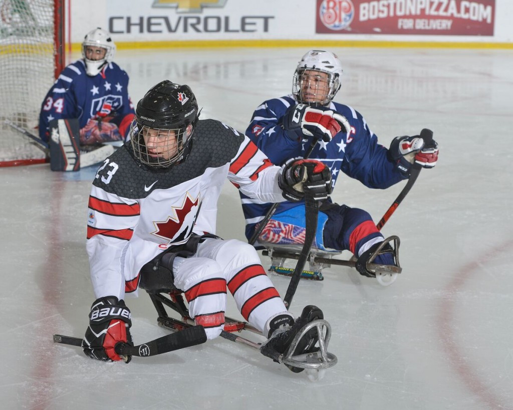 United States earn overtime victory over Canada to preserve World Sledge Hockey Challenge winning run