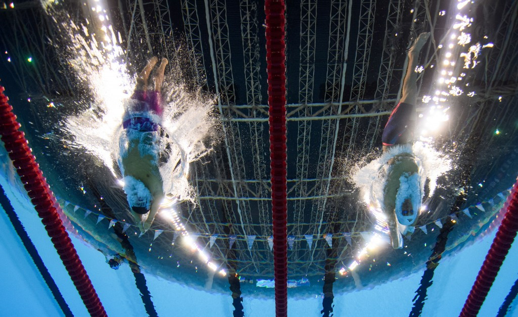 Para-swimming World Series to be launched in 2017