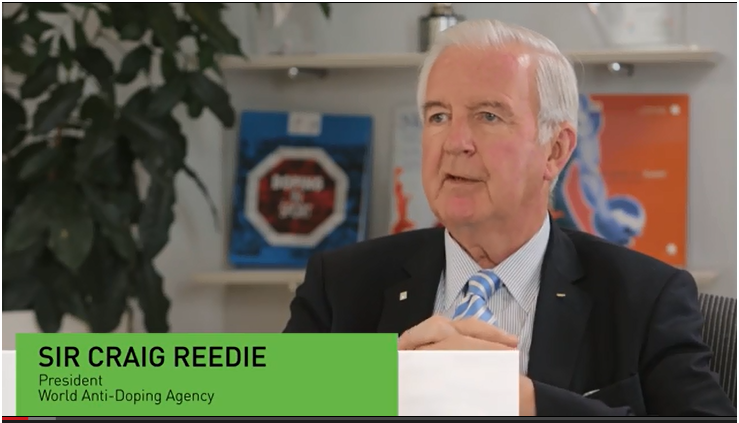 WADA President calls for improved efficiency in anti-doping efforts