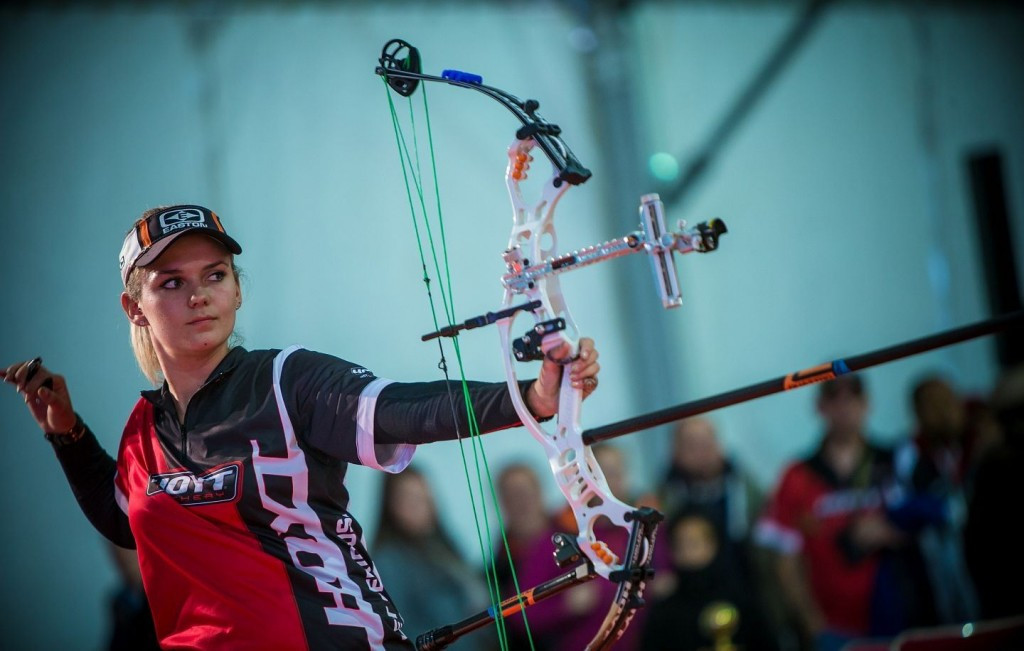 Wentzel vying to extend Indoor Archery World Cup lead in Bangkok