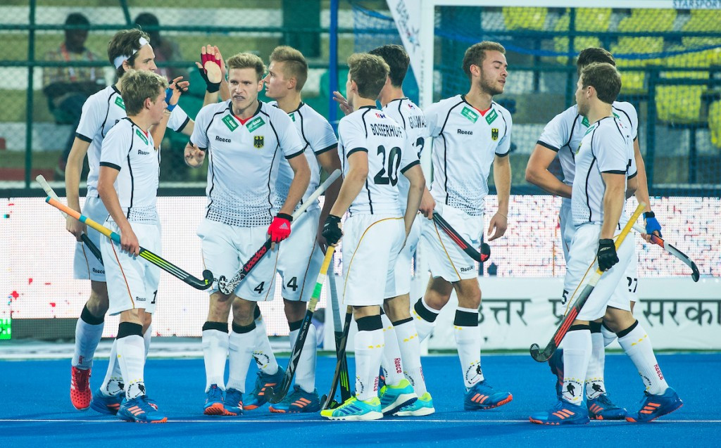 Germany the first team to reach quarter-finals at Men's Junior Hockey World Cup