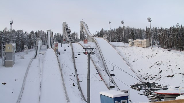 Ladies Ski Jumping World Cup qualification postponed due to wait for Italian's skis