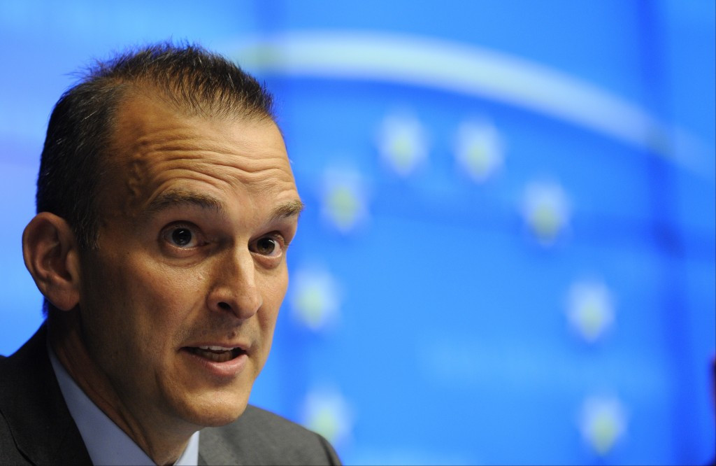 USADA chief executive Travis Tygart said the Russian Olympic Committee should be suspended ©Getty Images