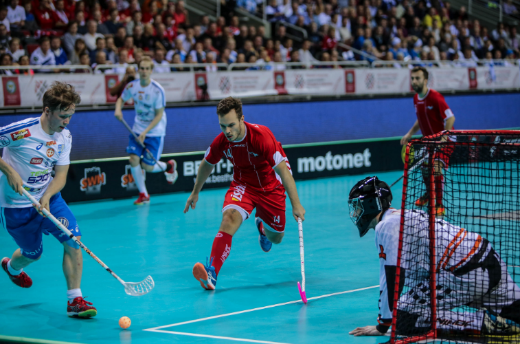 Finland through to World Floorball Championship semi-finals