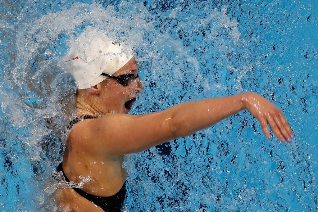 Smith secures second title at FINA World Short Course Championships
