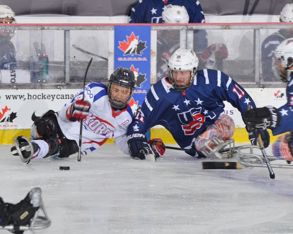 Defending champions to meet host nation in World Sledge Hockey Challenge final