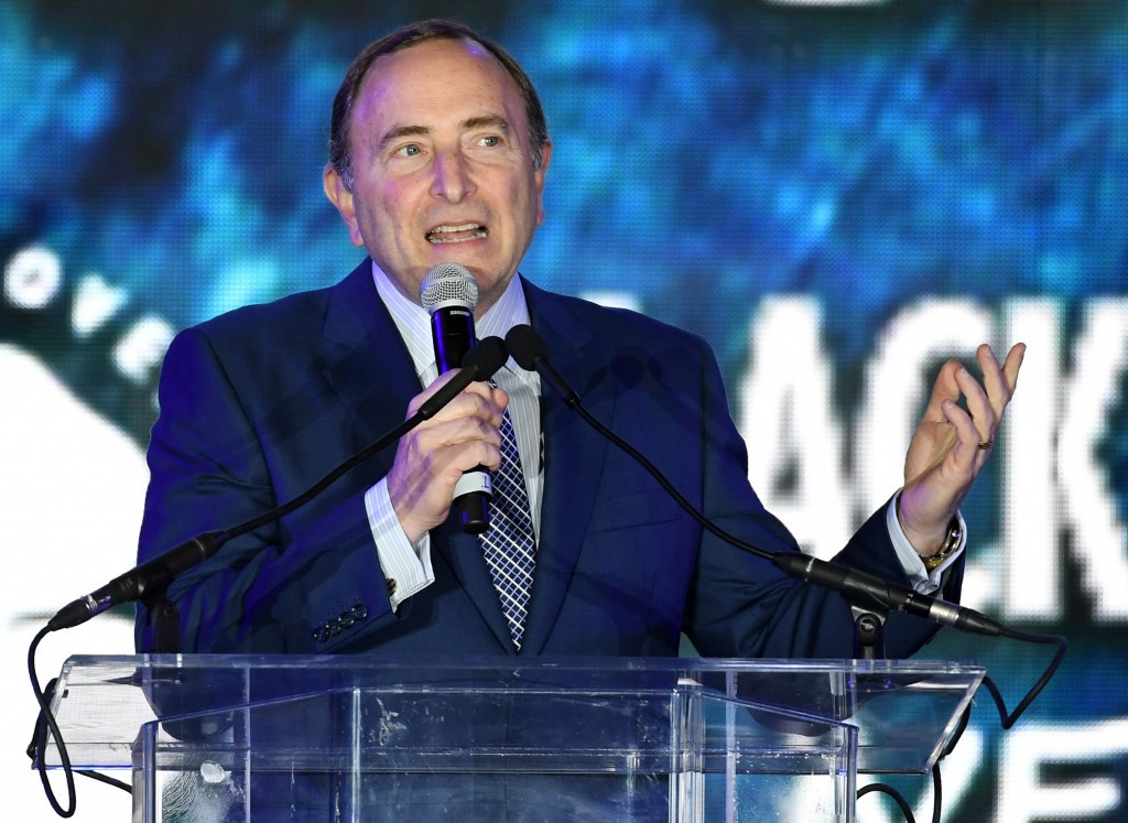 "NHL has ""strong negative sentiment"" towards participation at Pyeongchang 2018, according to commissioner"