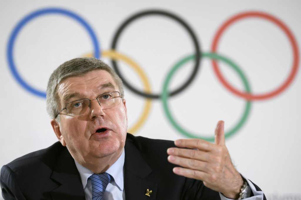 International Olympic Committeed President Thomas Bach called the findings of the second McLaren Report