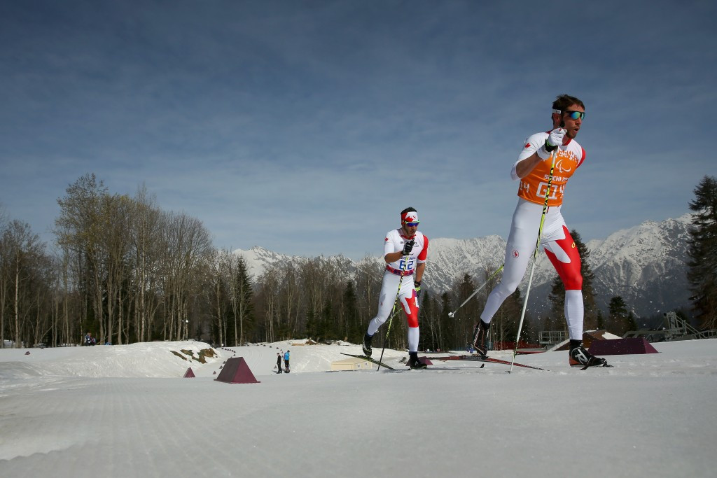 The 2019 World Para Nordic Skiing Championships will be in Prince George, Canada ©Getty Images