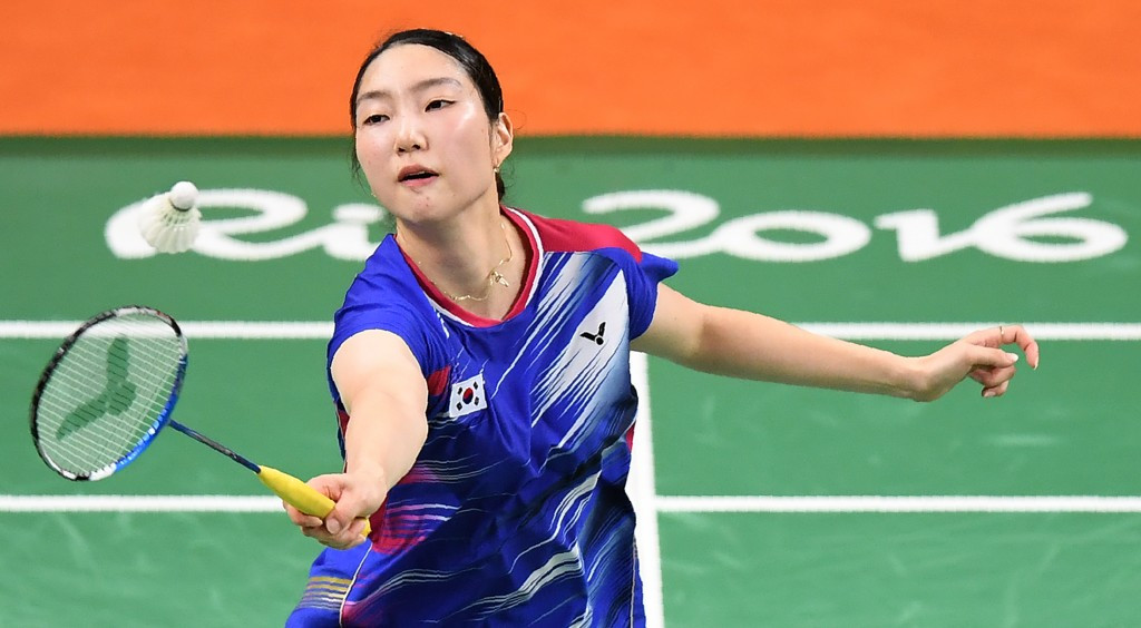 Sung beats Ga as top seeds reach finals at BWF Korea Masters