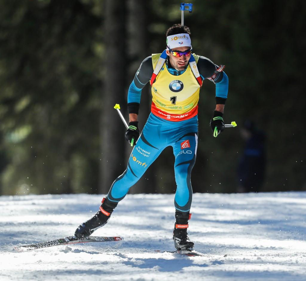 Fourcade and Dahlmeier record second victories at IBU World Cup leg in Pokljuka