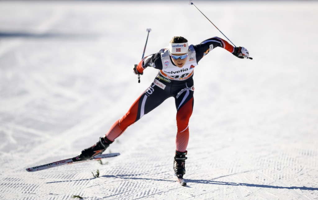 Østberg picks up first win as Sundby extends overall lead at FIS Cross-Country World Cup in Davos