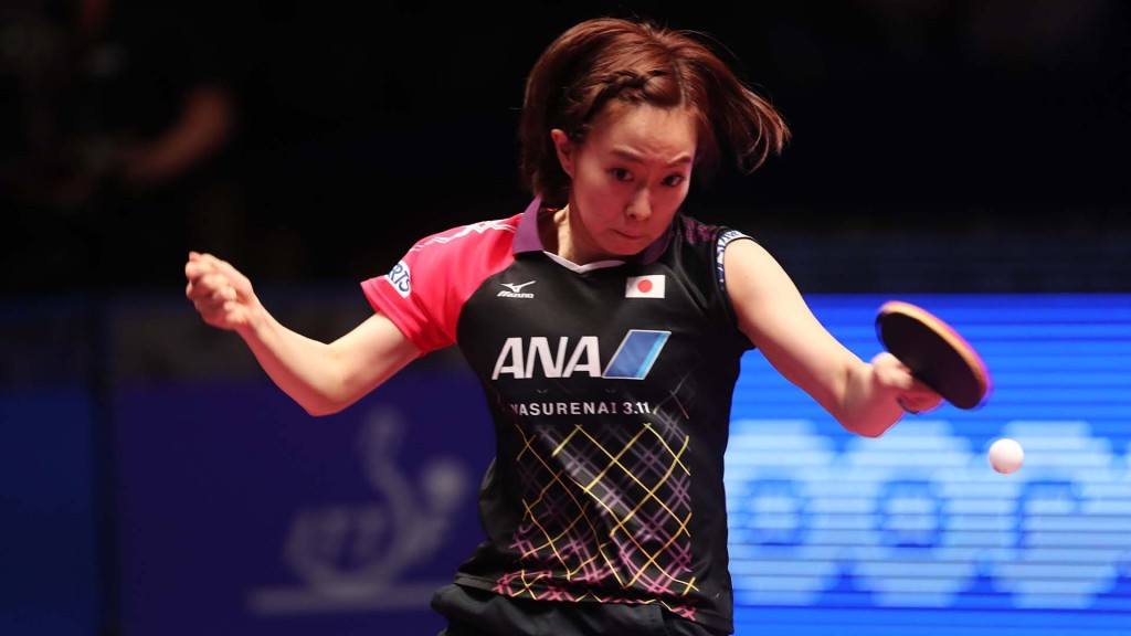Japanese pair crash out of ITTF World Tour Grand Finals at semi-final stage