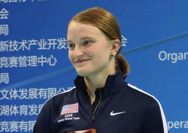 Fencer Anna van Brummen won the women's USOC award for November ©USA Fencing