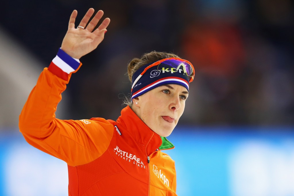 Home favourites Nuis and Wüst both claim 1,500m victories at ISU Speed Skating World Cup in Heerenveen
