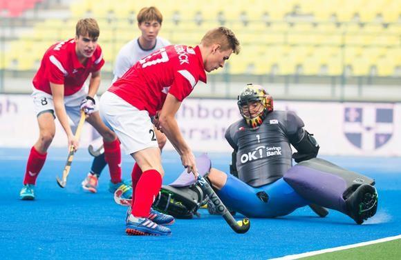 Austria stun South Korea to edge closer to quarter-finals at Men's Junior Hockey World Cup