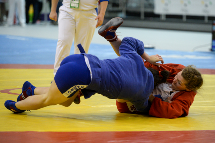 Sambo is continuing to strive for recognition from the International Olympic Committee ©FIAS