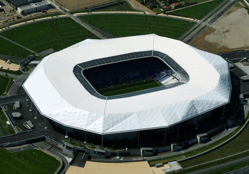 Lyon to host 2018 UEFA Europa League final